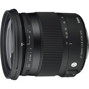 Objektiv EF 17-70mm f/2.8-4