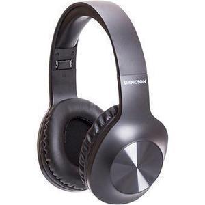Kopfhörer Bluetooth Swingson Klest - Schwarz