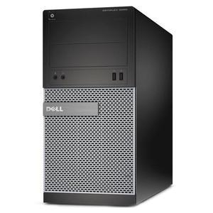 Dell Optiplex 3020 MT Core i3 3.4 GHz - HDD 500 Go RAM 8 Go