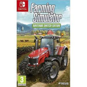 Farming Simulator: Nintendo Switch Edition - Nintendo Switch