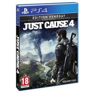 Just Cause 4 Renegade Edition - PlayStation 4