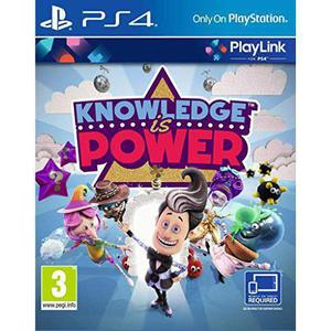 Knowledge is Power - PlayStation 4