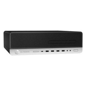 Hp EliteDesk 800 G3 SFF Core i7 3,4 GHz  - SSD 480 Go RAM 16 Go