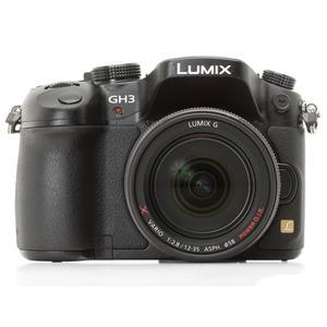 Híbrido-Panasonic Lumix DMC-GH3 - Negro + Lente 14-140