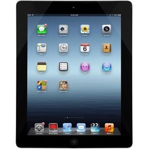 """iPad 4 (2012) 9,7"""" 128GB - WLAN + LTE - Schwarz - Ohne Vertrag"""