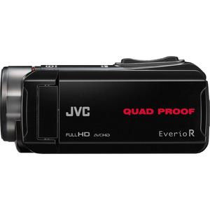 JVC Everio R GZ-R445BE Camcorder - Schwarz