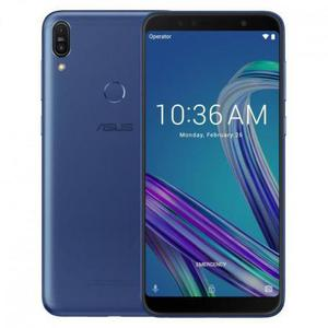 Asus Zenfone Max Pro (M1) 32GB Dual Sim - Blauw - Simlockvrij