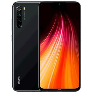Xiaomi Redmi Note 8 64GB Dual Sim - Musta (Midnight Black) - Lukitsematon