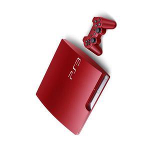 PlayStation 3 Slim - HDD 320 GB - Rot