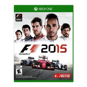 F1 2015 - Xbox One