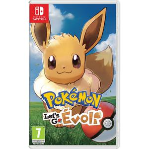 Pokémon: Let's Go Evoli - Nintendo Switch