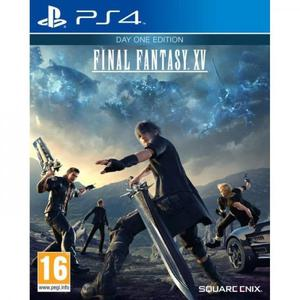 Final Fantasy XV Day One Edition - PlayStation 4