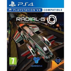 Radial-G: Racing Revolved - PlayStation 4