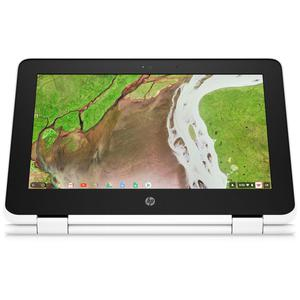HP Chromebook x360 11 G1 Celeron 1,1 GHz 64Go eMMC - 4Go AZERTY - Français