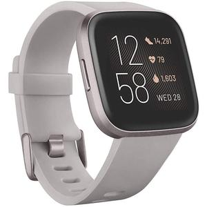 Smart Watch Cardiofrequenzimetro Fitbit Versa 2 - Argento