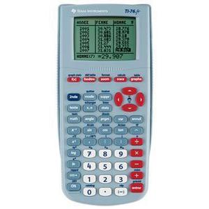 Texas Instruments TI -76.FR Laskin