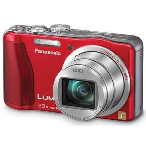 Compact - Panasonic Lumix DMC-TZ30 Rouge Leica DCVario-Elmar
