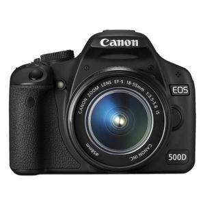 Canon EOS 500D Reflex 15 - Black