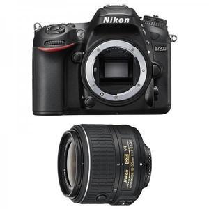 Reflex - Nikon D-7200 Noir Nikkor AF-S DX Nikkor 18-55mm