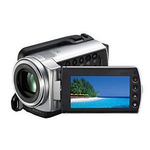 Camcorder Sony DCR-SR32E - Grau / Schwarz