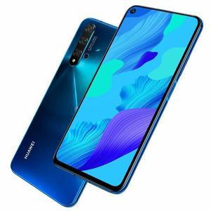 Huawei Nova 5T 128 Gb Dual Sim - Blau (Peacock Blue) - Ohne Vertrag