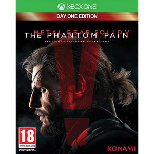 Metal Gear Solid V : The Phantom Pain Day One Edition - Xbox One