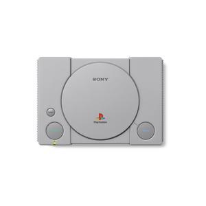Konsoli Sony Playstation Classic 16 GB +1 Ohjain- Harmaa