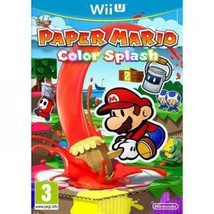 Paper Mario : Color Splash - Nintendo Wii U