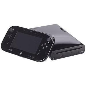 Console Nintendo Wii U Premium 32 Go - Noir + Nintendoland