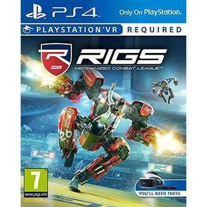 RIGS: Mechanized Combat League VR - PlayStation 4