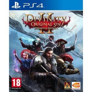 Divinity: Original Sin II - Definitive Edition - PlayStation 4