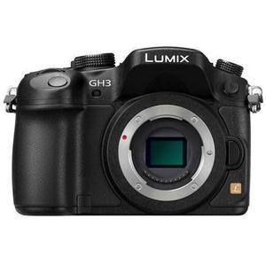 Hybride Panasonic Lumix DMC-GH3 - Noir