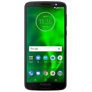 Motorola Moto G6 32GB Dual Sim - Sininen - Lukitsematon