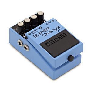 Effectpedaal Boss Super Chorus CH-1 - Blauw