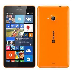 Nokia Lumia 535 8GB   - Oranje - Simlockvrij