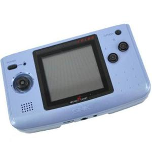 Console SNK Neo Geo Pocket Color - Blu