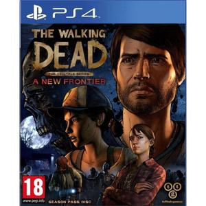 The Walking Dead: A New Frontier - PlayStation 4
