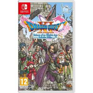 Dragon Quest XI S: Echoes of an Elusive Age Ultime Edition - Nintendo Switch