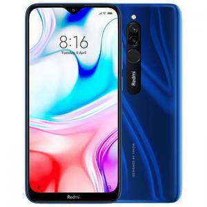 Xiaomi Redmi 8 64 Gb Dual Sim - Aurora Blue - Ohne Vertrag