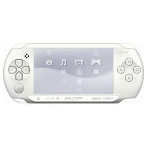 Console Sony PSP Street - Blanc