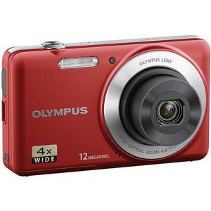 Compact - Olympus VG-110 Rouge Olympus Olympus Wide Optical Zoom 27-108mm f/2.9-6.5
