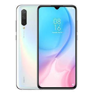 Xiaomi Mi 9 Lite 128 Gb Dual Sim - Weiß (Pearl White) - Ohne Vertrag