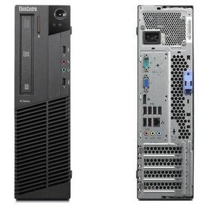 Lenovo ThinkCentre M91P 7005 SFF Core i5 3,1 GHz - HDD 240 GB RAM 4 GB