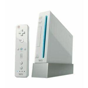Konsole Nintendo-Wii 8 GB + Wii-Board + Wii Fit Plus - Weiß