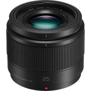 Objektiivi Panasonic Micro 4/3 25mm f/1.7