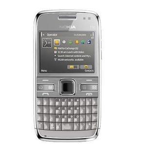 Nokia E72 0,25GB - Argento