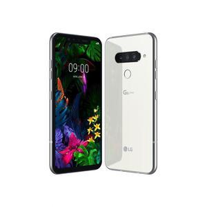 LG G8S ThinQ 128GB Dual Sim - Valkoinen - Lukitsematon