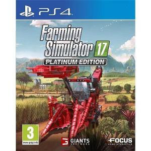 Farming Simulator 17: Platinum Edition - PlayStation 4