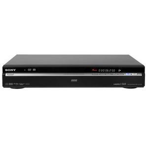 Sony RDR-HX650B DVD-Player