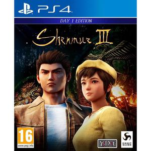 Shenmue III Day One Edition - PlayStation 4